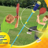 Classic Swingball with Tailball