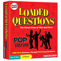 Loaded Questions Pop Culture
