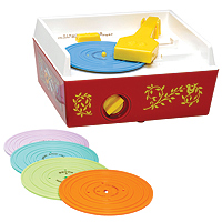 Fisher Price Classic Toy - Record Player