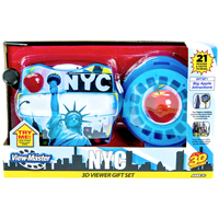 View-Master New York Statue of Liberty Gift Set