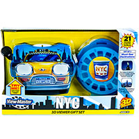 View-Master New York Taxi Gift Set