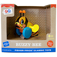 Fisher Price Buzzy Bee