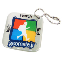 Geomate Geocaching Geomate.Jr Tracker Tag