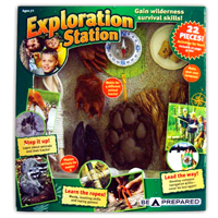 Be Prepared Exploration Station
