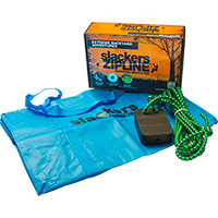 Slackers Zipline Bungeez Brake Kit
