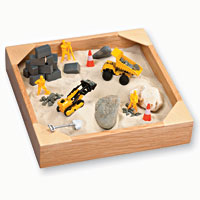 Big Builder Sandbox Play Set