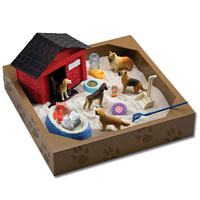 My Little Sandbox Play Set - Doggie Day Camp