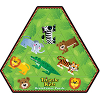 Triazzle Kids Brain Teaser Puzzle
