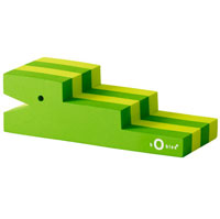 bObles Mini Tumblings - Lime Crocodile
