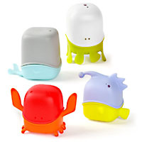 Creatures Bath Toy Set