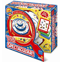 I Spy Spectacular Game