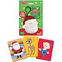 Rudolph Travel Game