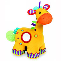 Jingle the Activity Giraffe