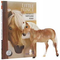 Little Prince: Classic Breyer Horse & Book Set