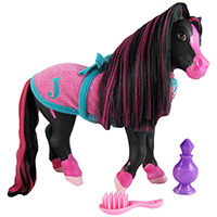 Pony Gals Jasmine Color Surprise Bath Toy