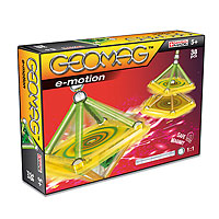 GEOMAG E-Motion Magic Spin 38 pc