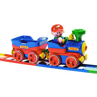 TOLO First Friends Deluxe Train Set