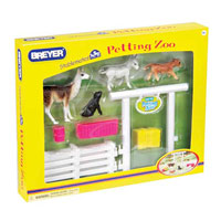 Breyer Petting Zoo