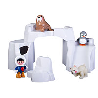 First Friends Polar Range - Polar Iceberg Set