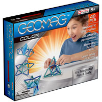 Geomag Color Starter Set - 40 pc