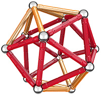 Geomag Color - 64 pc
