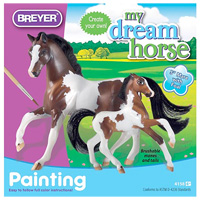Breyer Mare & Foal Painting Kit