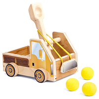 Red Toolbox Junior - Truck Catapult