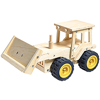 Red Toolbox Bulldozer Kit