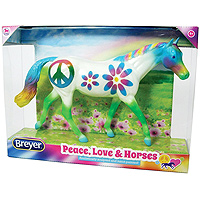 Breyer Classics Peace, Love & Horses