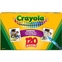 120 ct. Original Crayons