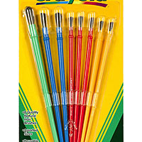 8 ct. Art & Craft Brush Set