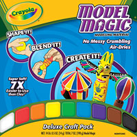 14 ct. .5 oz. Deluxe Variety Pack Model Magic