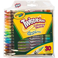 Twistables Colored Pencils - 30 ct