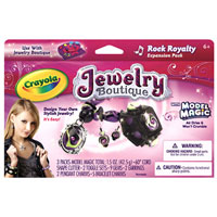 Jewelry Boutique - Model Magic Jewelry Set Rock Royalty
