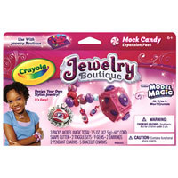 Jewelry Boutique - Model Magic Jewelry Set Mock Candy