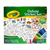 Deluxe Sticker Set
