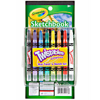 Twistable Mini Twist N Sketch Set