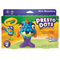 Presto Dots Mini Monsters