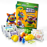 Presto Dots Monsters