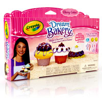Dream Bakery with Model Magic - Cute Cupcakes