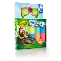 Kaleidoscope 3D Giant Chalk