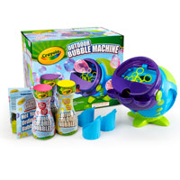 Outdoor Colored Bubbles Machine