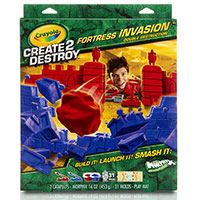 Create 2 Destroy Fortress Invasion - Double Destruction