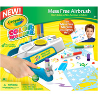 Color Wonder Mess Free Sprayer
