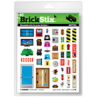 BrickStix - Metro Series