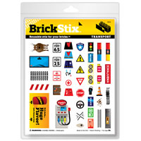BrickStix - Transport Series
