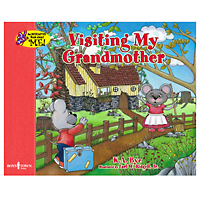 Interactive Book About Me - Visiting My Grandmother