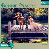 Dog Days 1000 piece puzzle