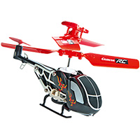 Carrera RC Micro Helicopter - Black