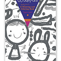 Scribbles - A Really Giant Drawing and Coloring Book